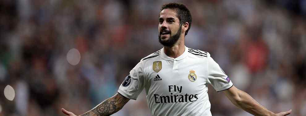 Isco corta una cabeza en el Real Madrid. Y Sergio Ramos, también (y piden un fichaje)