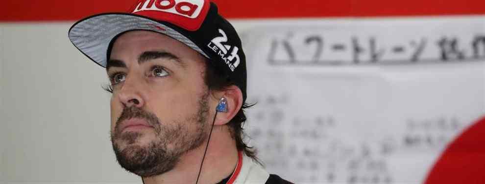 Fernando Alonso tiene un plan en el que trabaja, pero no desvela.  Lo avanzó Don Balón y lo corroboran 'off the record' en el mundillo: Alonso correrá la próxima campaña en la IndyCar