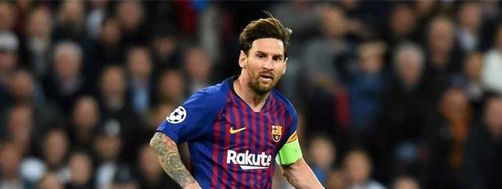 El internacional argentino cree que en el Barça ahora tendría unos números y unas sensaciones bastante mejores de las que está teniendo actualmente en el Inter de Milán, donde no acaba de encajar.