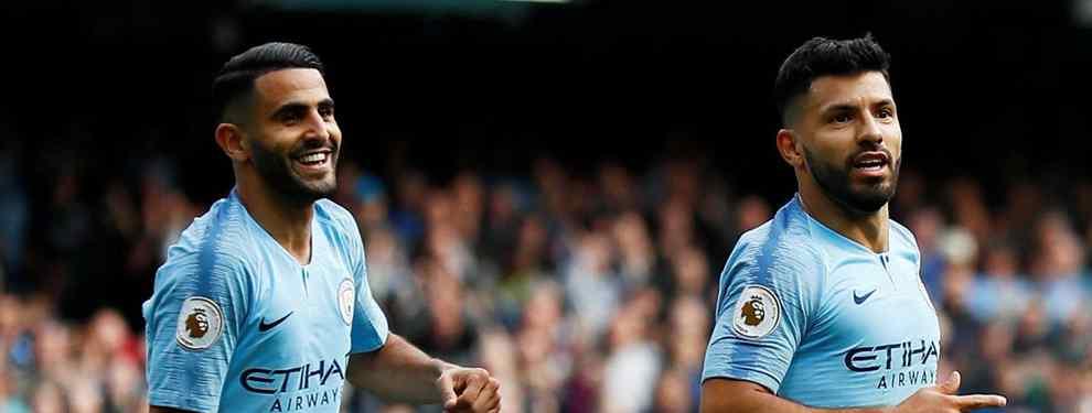 El 'Kun' Agüero quiere jugar en España la temporada próxima (y no en el Atlético)