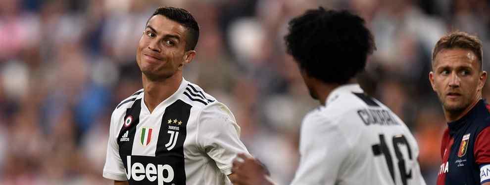 Cristiano Ronaldo hace sangre: señala a la manzana podrida del Real Madrid (y hay sorpresa)