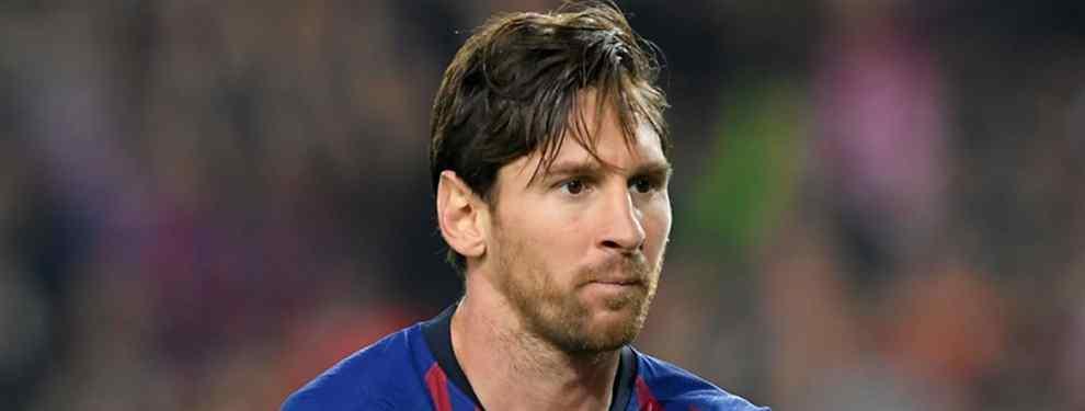 El Barça espía a un crack sorpresa para Messi (y el fichaje es para enero)