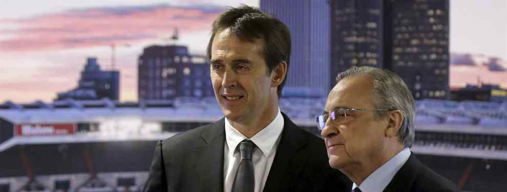 El as en la manga de Florentino Pérez para revolucionar la delantera del Real Madrid