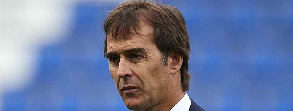 Estalla en el Real Madrid: no soporta a Lopetegui. Y se lo dice a Florentino Pérez