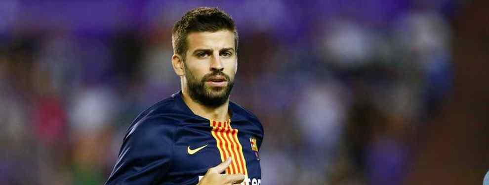 En el Barça trabajan ya en tres opciones para reforzar la plantilla de cara a la próxima temporada. Piqué filtra el plan de los 200 millones de euros del conjunto culé.