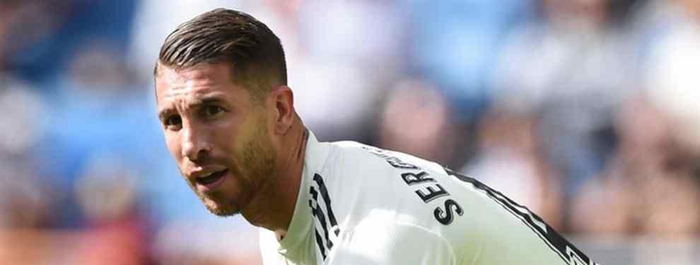 Sergio Ramos lo sabe: el entrenador que lo echa del Real Madrid (y Florentino Pérez lo quiere)