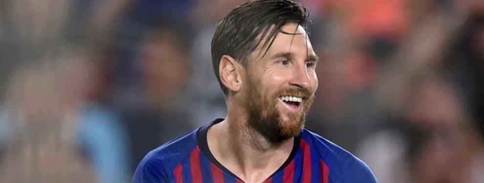 Leo Messi tiene una obsesión: la Champions.  El '10' del Barça trabaja con un único objetivo: volverá a ser rey de reyes en Europa con el Barcelona.