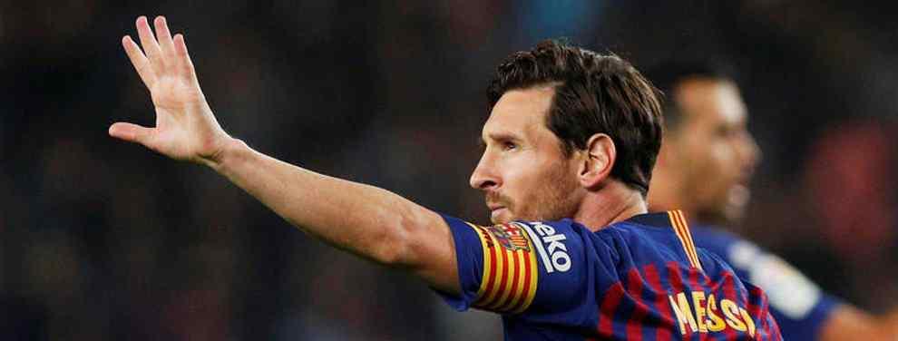 Leo Messi recibe el chivatazo. Un grande de Europa se quiere llevar a una estrella del Barça de cara a la próxima temporada. Ponen hasta 100 millones de euros sobre la mesa.
