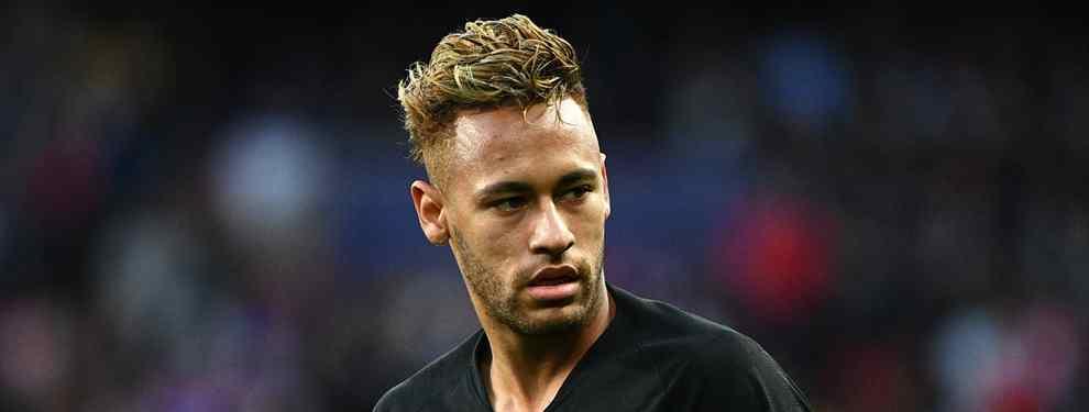 El futuro de Neymar sigue dando mucho de qué hablar. Al vestuario del Barça ha llegado la filtración de una llamada desde el Real Madrid que lo cambia todo.