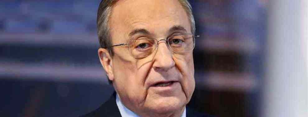 Florentino Pérez confirma el primer fichaje para el Real Madrid en 2019