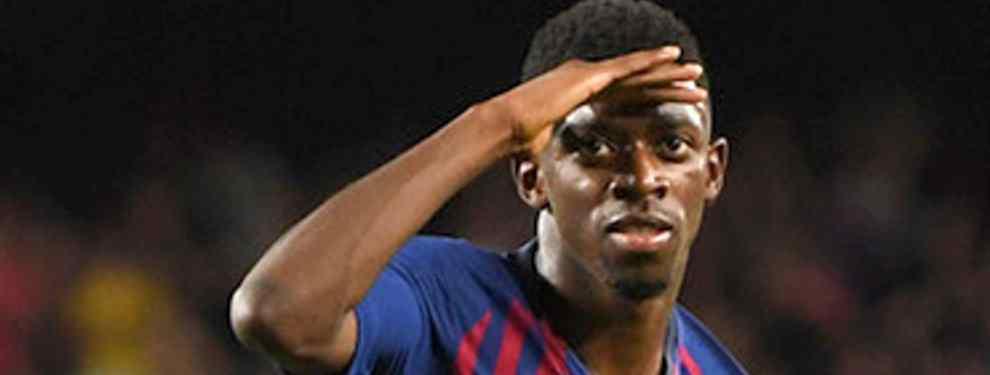 Ousmane Dembélé no tiene culpa de nada. El francés, criticado hasta la saciedad por estar a años luz del crack galáctico que el Barça dijo fichar, esconde un secreto aún peor que su lamentable capacidad como futbolista.