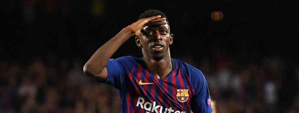 Ernesto Valverde ha sentenciado definitivamente a Ousmane Dembélé. Pero el francés no es el único 'muerto' dentro del Barça. Hay otros dos sentenciados en la plantilla.