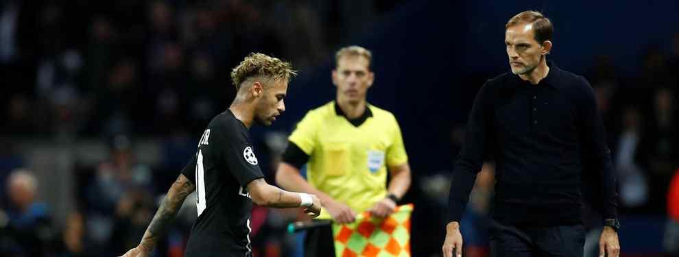 Neymar la lía de verdad en París. El último gesto del brasileño provoca que Florentino Pérez levante el teléfono. La bomba está a punto de estallar en el Real Madrid.