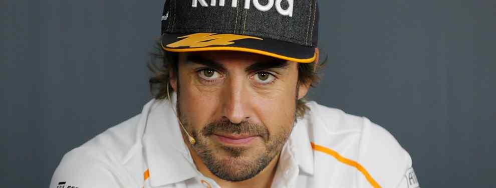Ferrari llora por Fernando Alonso (aunque del veto no hablan)