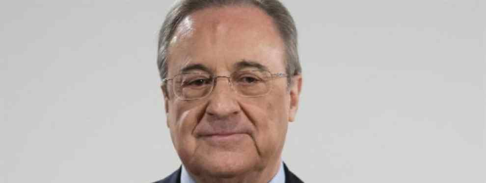 ¡Pasa del Barça! Y negocia con Florentino Pérez: 100 millones y al Real Madrid (y para enero)