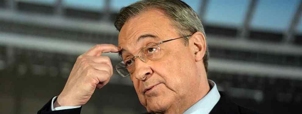 80 millones. Oferta a Florentino Pérez (y es un crack del Real Madrid. Y quiere irse)