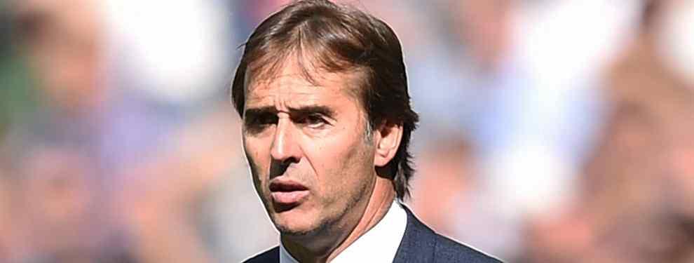 ¡Fuga en el Real Madrid! No traga más a Lopetegui (y negocia con un equipo sorpresa)