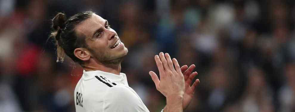 Gareth Bale podría entrar en un cambio de cromos que pondría patas arriba al Real Madrid. Florentino Pérez da el OK a una operación que revoluciona el conjunto blanco.