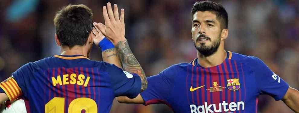 Mucho han cambiado las cosas en el Barça en cuestión de semanas. Después de una racha de resultados negativos, el conjunto azulgrana ha logrado reponerse y colocarse líder de la Liga, además de encarrilar la clasificación