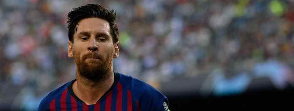 El Barcelona tiene nueva prioridad para junio: fichar a un atacante. La edad de Luis Suárez y Messi, sumado al flojo rendimiento de Malcom y Dembélé -y que el futuro de Munir no pinta de azulgrana- invitan al club azulgrana