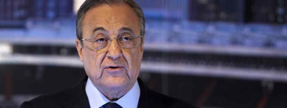Florentino Pérez tiene medio fichado a un rival del Barça en Champions (y costará 65 millones)
