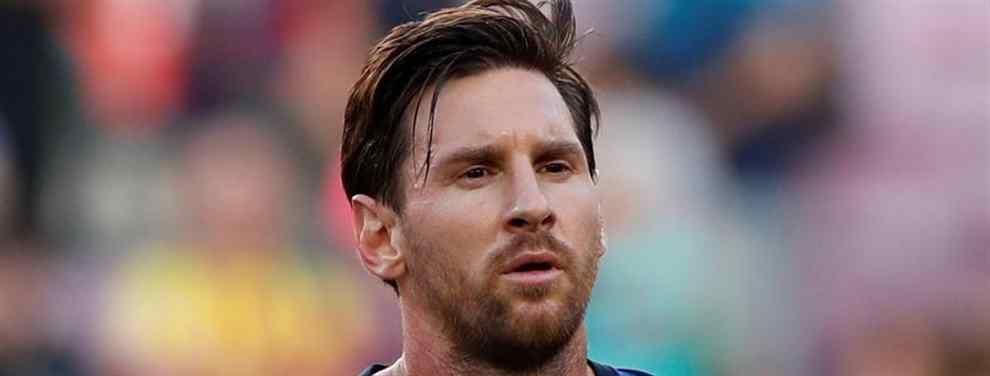 El trueque bomba que el Barça ha tenido que rechazar por culpa de Leo Messi
