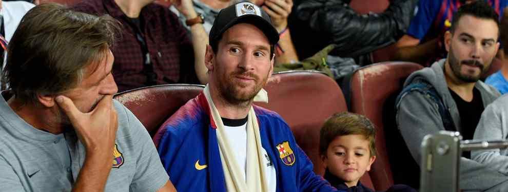 Guardiola prepara más de 100 millones para dejar a Messi sin uno de sus mejores socios en el Barça