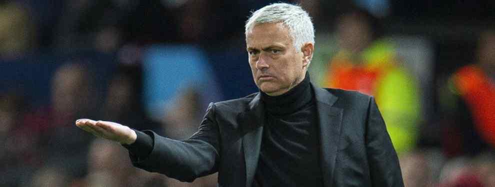Mourinho pide un crack del Atlético de Madrid de Simeone si sigue en el Manchester United en enero