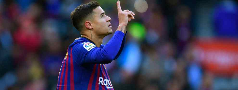 Mosqueo bestial: Coutinho tuvo que tranquilizar a un crack del Barça que iba a por Valverde
