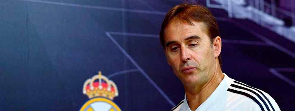 Las horas de Julen Lopetegui en el Real Madrid están contadas. Tras un inicio desastroso, la manita que el Barcelona le endosó a los blancos ha sido la gota que colma el vaso.