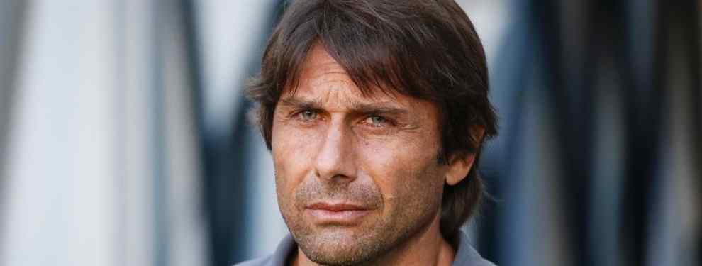 El bombazo de Conte que tiene a Bale, Benzema y Marco Asensio con cara de miedo