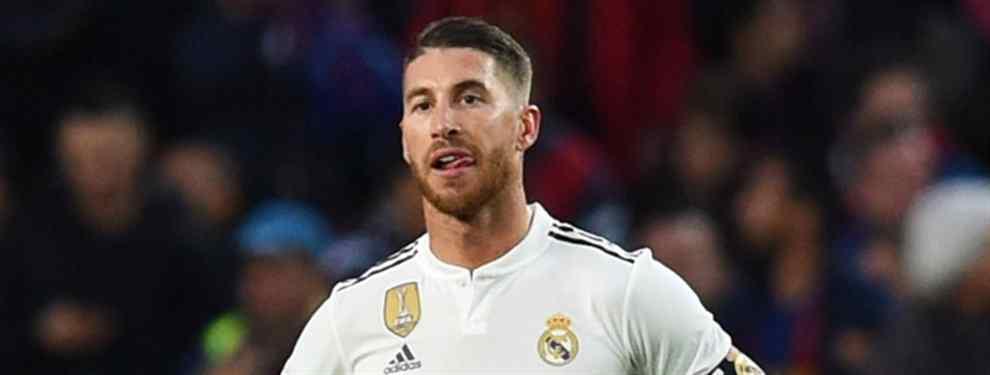 Sergio Ramos corta una cabeza con Florentino Pérez: está en la calle (y en enero)