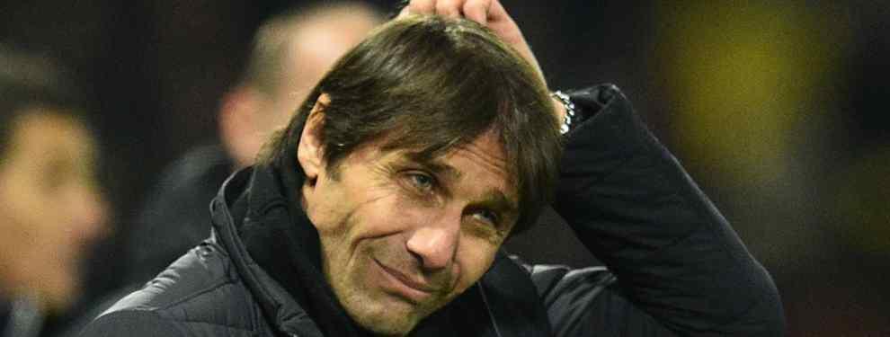 La llegada de Antonio Conte al Real Madrid ha sufrido un parón súbito. Si bien argumentan que se debe a las exigencias del italiano, la realidad es muy distinta.  Informan desde dentro que varios jugadores del Madrid