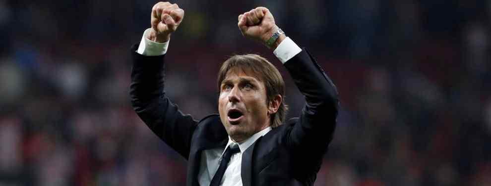 La llegada de Antonio Conte se complica. El técnico italiano tiene unas exigencias que a Florentino no le acaban de convencer y aparecen alternativas mientras las negociaciones siguen vivas.