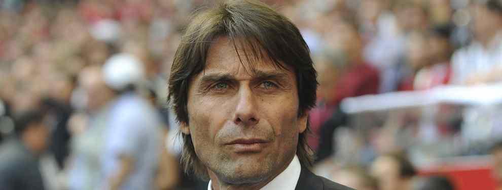 Antonio Conte no se muerde la lengua. El italiano no tiene prisa por llegar al Real Madrid y, en medio de las negociaciones, no ha tenido reparo en pedir a Florentino Pérez la venta de un 'peso pesado' como condición