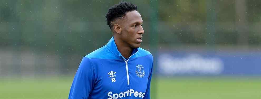 ¿Qué pasa con Yerry Mina? El rumor con Da Silva que ensucia el Everton (y llega al Barça)