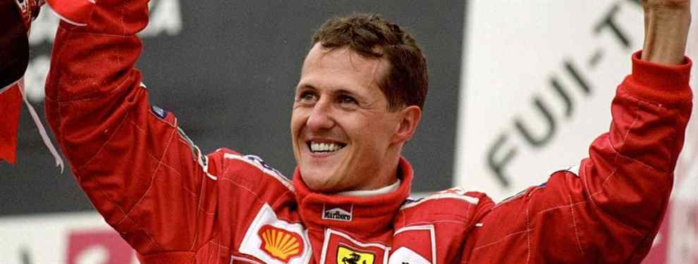 Michael Schumacher o las palabras que emocionan a la F1