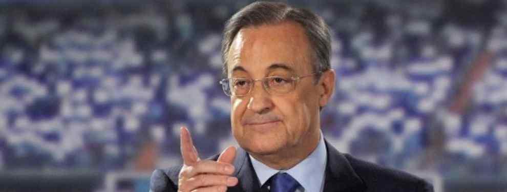 Florentino Pérez tiene claro cuál será la posición a reforzar en enero. El presidente está cansado de ver cómo la defensa del Real Madrid hace aguas y está dispuesto a acudir al mercado para encontrar una solución.