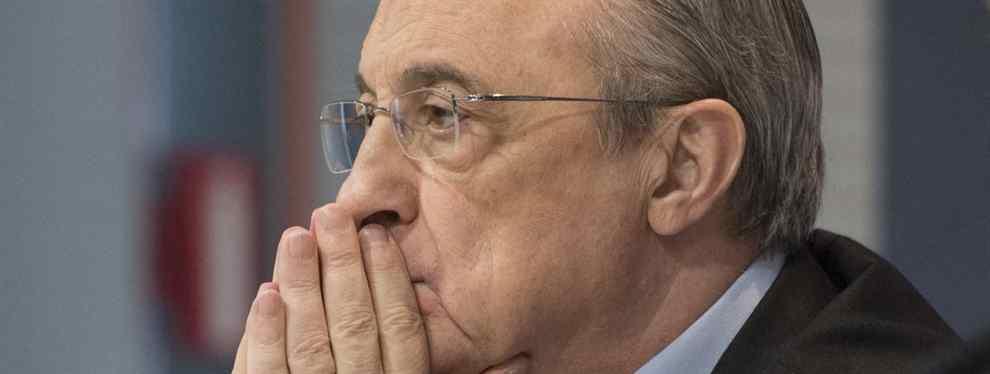 Isco, Marco Asensio callan…Pero hay una lista. Y avergüenza a Florentino Pérez (y al Real Madrid)