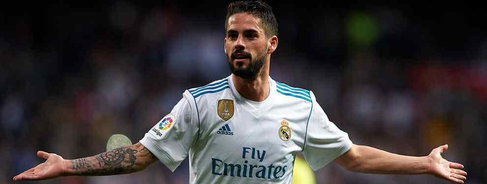 Isco Alarcón no enamora. El malagueño vive en una montaña rusa en el Real Madrid.  Aplaudido por algunos, señalado por otros, Alarcón sabe que las ha pasado de todos los colores en el Santiago Bernabéu.