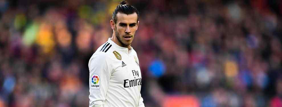 Gareth Bale va por libre. El crack del Real Madrid, uno de los grandes señalados en la 'manita' del Clásico, vuelve a las andadas.  Elegido como el líder que debería relevar a Cristiano Ronaldo, unos meses después de la huida