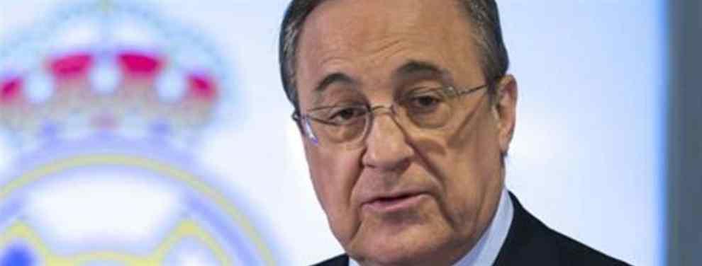 100 millones y un crack del Real Madrid: Florentino Pérez apunta a un intocable