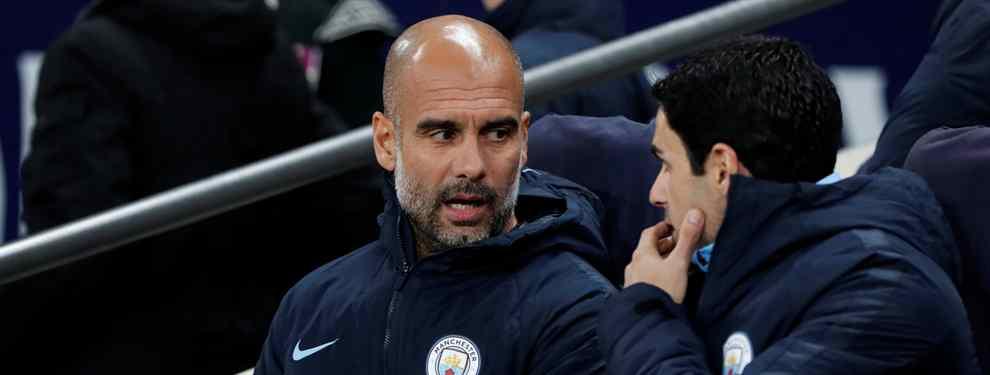 Pep Guardiola mueva ficha. El Manchester City se ha convertido en uno de los equipo de moda en Europa, pero le sigue faltando un líder.  El que fuera capo del Barcelona lleva meses oteando el mercado con una conclusión definitiva: