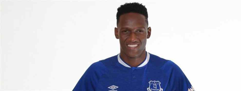 La cláusula secreta que le cambia la cara a Yerry Mina en el Everton