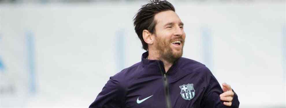 Leo Messi pasa revista semana sí, semana también a la tropa.  El crack del Barça encara la el ecuador del campeonato con una idea entre ceja y ceja: ganar, ganar y ganar. Pero, y especialmente, la Champions.