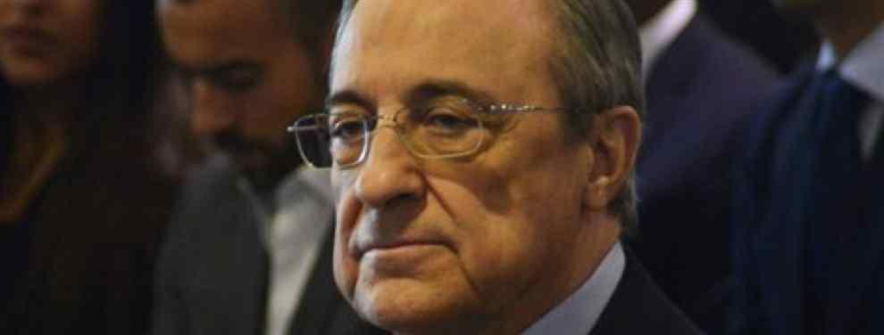 Cerrado: el nuevo galáctico de Florentino Pérez para el Real Madrid juega en Italia