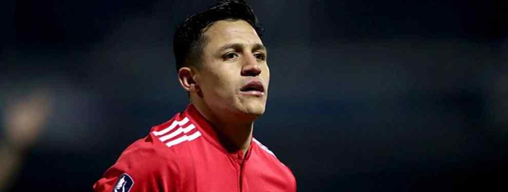 Alexis Sánchez quiere a un crack colombiano en el Manchester United (y no es Yerry Mina)