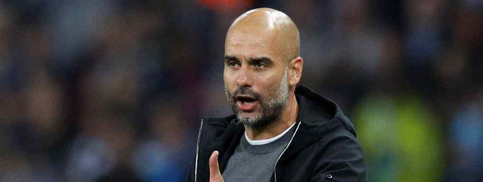 Pep Guardiola apunta a la liga española para fichar al sustituto de Kevin De Bruyne