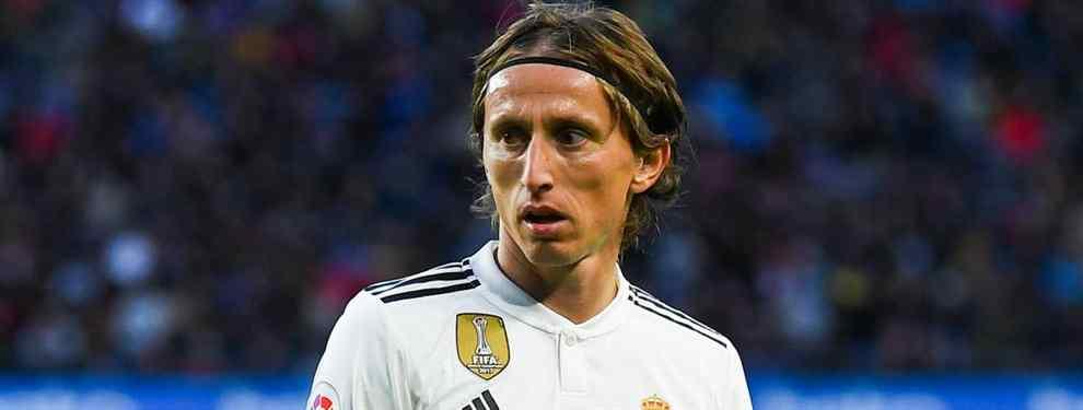 Modric tiene recambio en el Real Madrid: la apuesta de Florentino Pérez