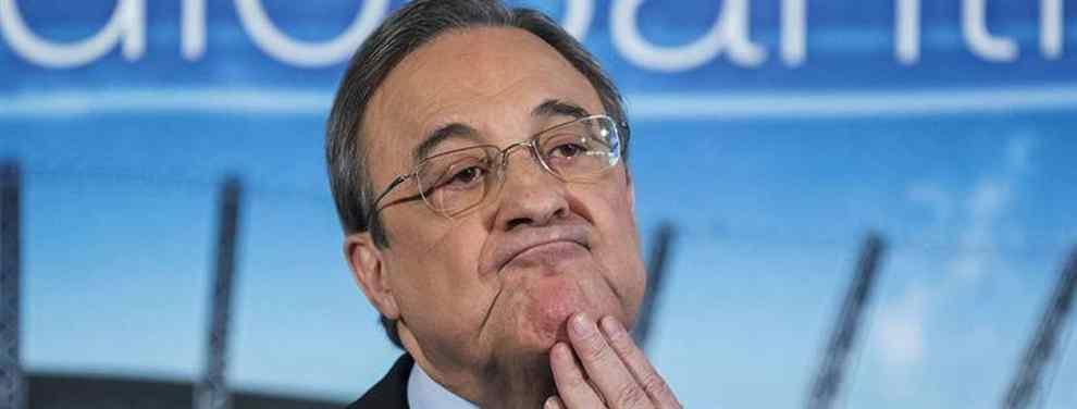 El fichaje colombiano de Florentino para el Madrid tiene una oferta (y millonaria) de la Premier